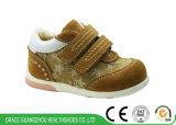 健康の赤ん坊靴オルトEnfantは幼児靴に蹄鉄を打つ