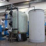 Удаление маштаба умягчителя питательной вода боилера трудное