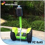 Elektrisch voertuig Twee van de Zwerver van de wind de Elektrische Autoped van de Mobiliteit van het Wiel