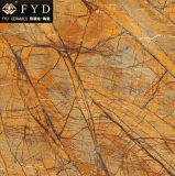 Fydの陶磁器大理石の効果によって艶をかけられる磁器のタイル82003
