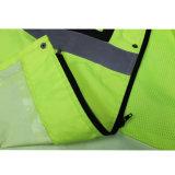 Alto rivestimento di visibilità del vestiario di protezione del parka all'ingrosso di sicurezza