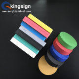 High-density цветастый цвет листа пены PVC