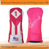 Amerikanisches populäres PU-Golf Headcover