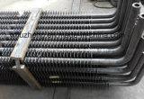 Tubo de aleta gemelo, Hh o tubo aletado de H en AISI inoxidable 316L 304 321