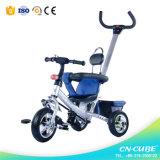 4 em 1 triciclo para modelos novos do triciclo do bebê dos miúdos