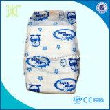 Produits remplaçables de soin de bébé de couches-culottes de bébé de bébé de couches-culottes d'OEM de couche-culotte somnolente de bébé