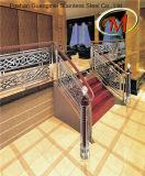 安全(GM-201)のためのステンレス鋼階段塀