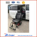 [إكسيندر] يلتفت مقادة ويرفع مقادة لأنّ ال يعجز مع كرسيّ ذو عجلات ويحمّل [150كغ]
