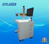 Máquina profesional de la marca del laser de la fibra para los productos de hardware
