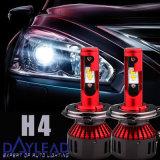 kit massimo minimo di conversione di illuminazione LED dell'automobile della lampada di 9600lm H4