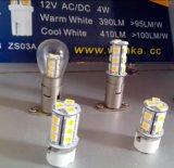Im Freienlicht u. doppelter Metallentwurf für G4 LED Licht