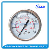 Calibre de pression rempli d'huile - Fournisseur de jauge de pression