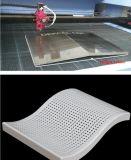 Lápida de acero CNC Máquina de grabado láser y corte de la máquina en superficies curvas
