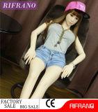 158cm neue volle Silikon-Geschlechts-Puppe für Mann-Gummigeschlechts-Puppe