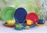 9 ' 도매를 위한 다채로운 유약 원형 격판덮개
