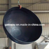 Cabeça Hemispherical da manufatura profissional com aço de carbono material