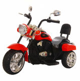 De Motorfiets van drie Kinderen van de Jonge geitjes van Wielen (ly-a-7)