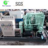 Малошумный малый компрессор природного газа CNG вибрации