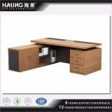 Самомоднейшая таблица офиса /Wood стола управленческого офиса/деревянный стол офиса