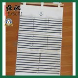 Wandtür Schrank Blue Strips Hanging Storage Bag Home Organizer
