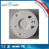 Détecteur de gaz de la sûreté Co de garantie d'écran LCD avec la batterie