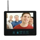 Sistema di obbligazione domestica grande campanello del telefono del portello dello schermo di tocco di 9 pollici video