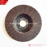 abrasivi del disco della falda di 115mm, di P40 Cerami, di Zirconia & dell'ossido di alluminio per la smerigliatrice di angelo