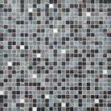10 * 10 mm Mosaico de vidrio para decoración bellos azulejos Mosaico de flores