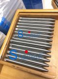 Bocal Waterjet abrasivo Waterjet 7.14*0.76*101.6mm da estaca do carboneto de tungstênio do fluxo da estaca do CNC