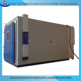 Влажности температуры лаборатории камера испытания модульной электронной Walk-in климатическая