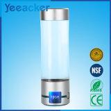 Botella portable del filtro de agua del hidrógeno de la alta calidad