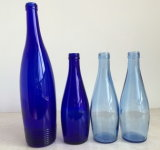 Nach Maß Superglasflasche des feuerstein-750ml/Glaswasser-Flasche/Wasser-Flasche