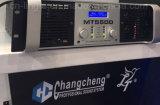 Mt5500 LCDのクラスHの専門の電力増幅器DJ