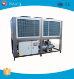 Luft abgekühlter Schrauben-Wasser-Kühler für Drehbrennofen