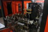 Máquina del moldeo por insuflación de aire comprimido del animal doméstico de 4 cavidades
