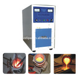 Hohe Leistungsfähigkeits-bewegliche Induktions-Heizungs-Maschine für Metalleinschmelzen