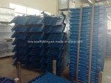 Покрашенный стальной складывая козелок лесов с верхним качеством