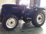 70HP HuaxiaのブランドHx704 4WDの農場トラクター