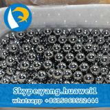 Matériau de bille d'acier inoxydable du SUS 440c le Groupe des Dix de la bille en acier 9cr18mo de 15/32 pouce