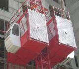 아연 분무 도장 Ketong 건물 호이스트를 담그기