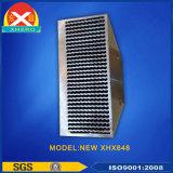 Verdrängter Aluminiumprofil-abkühlender Kühler für Stromversorgung