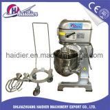 Farinha planetária da padaria/misturadores de alimento de mistura equipamento do açúcar/leite
