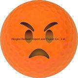Esferas de golfe Eco-Friendly do esporte da alta qualidade