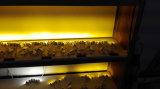 1W 12V 24V mini lámpara de la lámpara de la COB LED de la luz del gabinete del bulbo