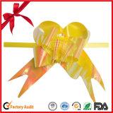 Fantastischer Farben-Geschenk-Farbband-Bogen für Feiertag