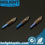 Muの光ファイバコネクターキット2.0mmおよび0.9m