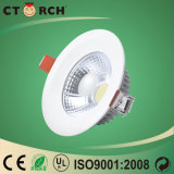 Ctorch Novo Design Slim Isolado LED Downlight COB 10W
