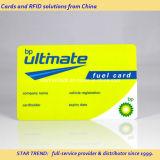 Cartão do PVC do cartão do presente com a listra magnética para a alameda de compra