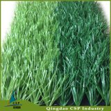 Erba dello Synthetic di calcio di Footabll di colore verde del PE