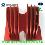 Di alluminio su ordinazione il dissipatore di calore del dissipatore di calore di Pin della pressofusione